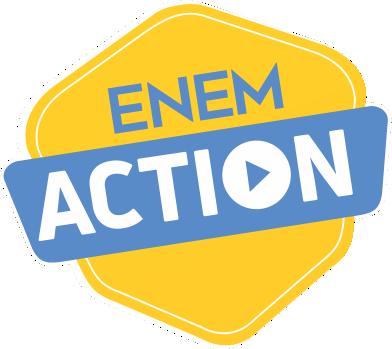 Logo Enem Action 2017