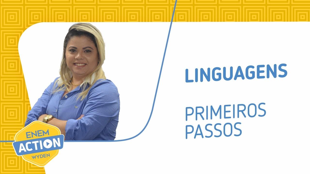 Linguagens: Primeiros passos