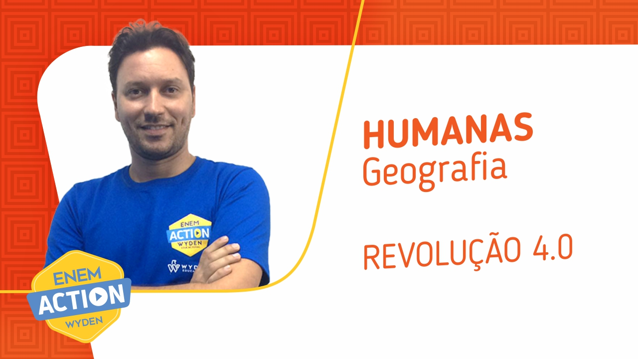 Geografia: Revolução 4.0