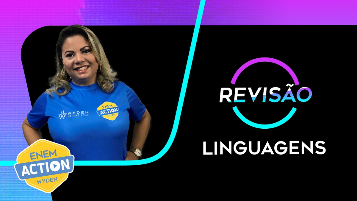 Linguagens: Revisão Enem 2019