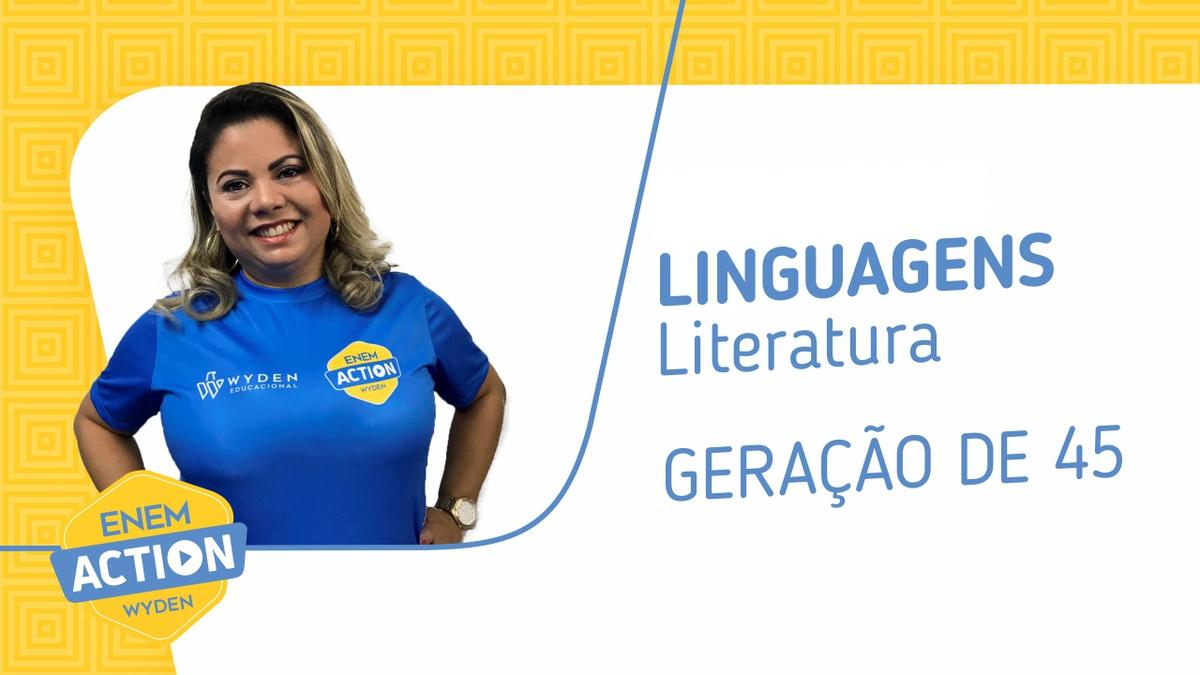 Linguagens: Geração de 45