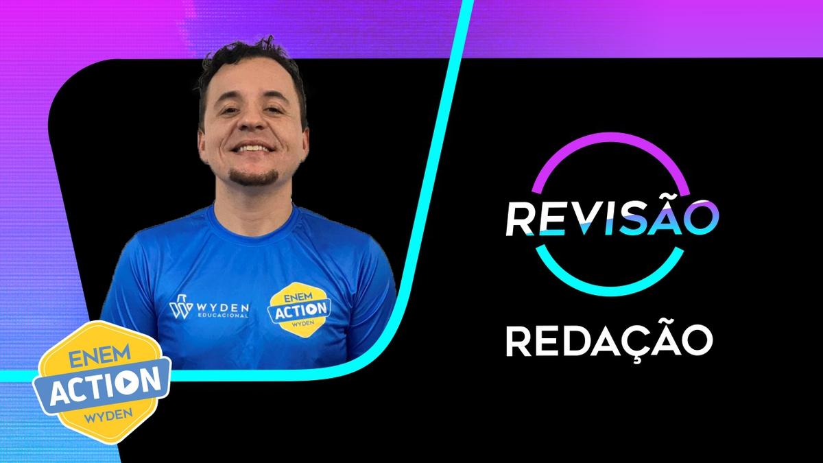 Redação: Revisão Enem 2019